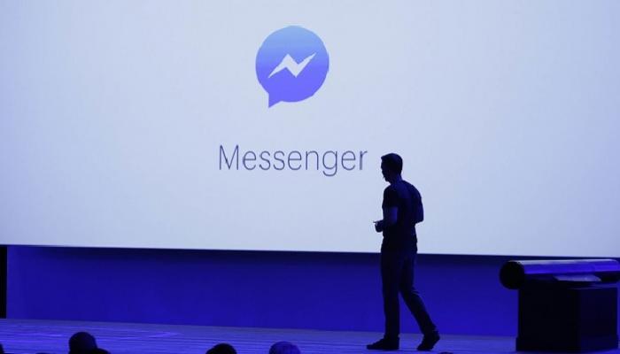 फेसबुक मेसेंजर युजर्सची संख्या १ अब्ज