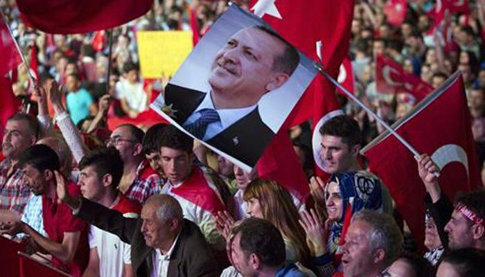 तुर्कस्थानात तीन महिन्याची आणीबाणी जाहीर