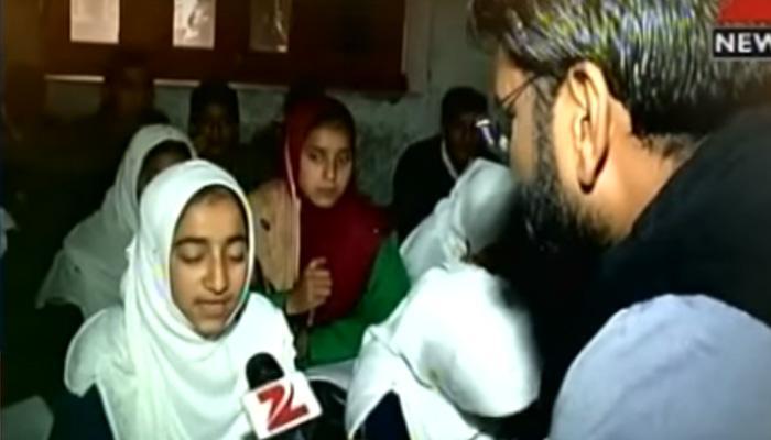 व्हिडिओ : काश्मीरची मुलं भारताबद्दल काय विचार करतात? पाहा...