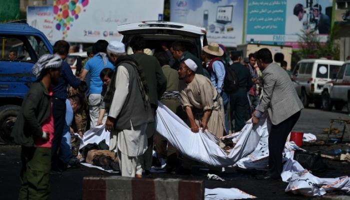 काबुलच्या आत्मघातकी हल्ल्यात 80 ठार