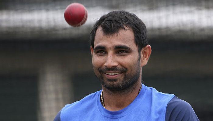 शमी बनला सर्वात जलद 50 विकेट घेणारा भारतीय बॉलर