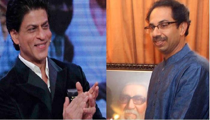शाहरुख खानने दिल्या उद्धव ठाकरे यांना शुभेच्छा