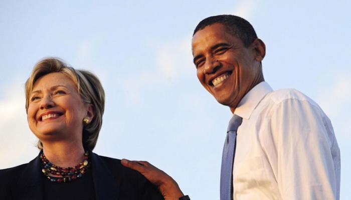 'हिलरी अमेरिकेच्या राष्ट्राध्यक्षपदासाठी योग्य' - बराक ओबामा