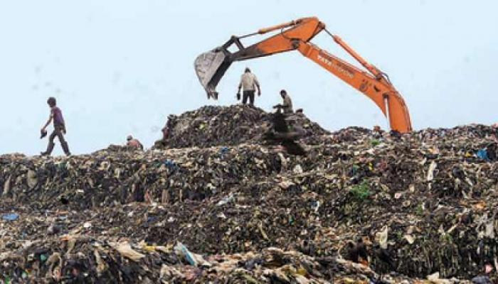 डोंबिवलीत कचऱ्याच्या ढिगाने मिळतेय आजाराला निमंत्रण