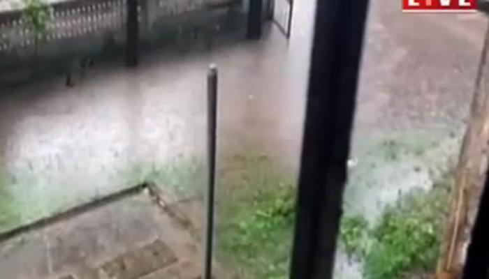 कल्याण, डोंबिवलीत मुसळधार पाऊस