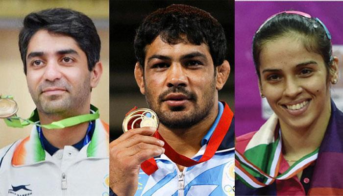 ऑलिंपिकमधील पदक विजेते भारतीय खेळाडू