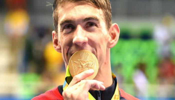 मायकल फेल्प्सनं जिंकलं 19वं ऑलिम्पिक गोल्ड