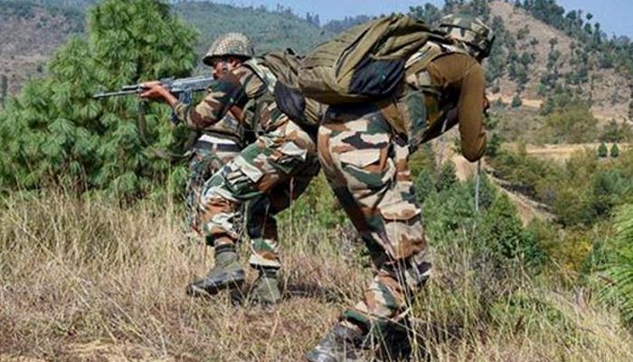पाकिस्तानकडून शस्त्रसंधीचे उल्लंघन