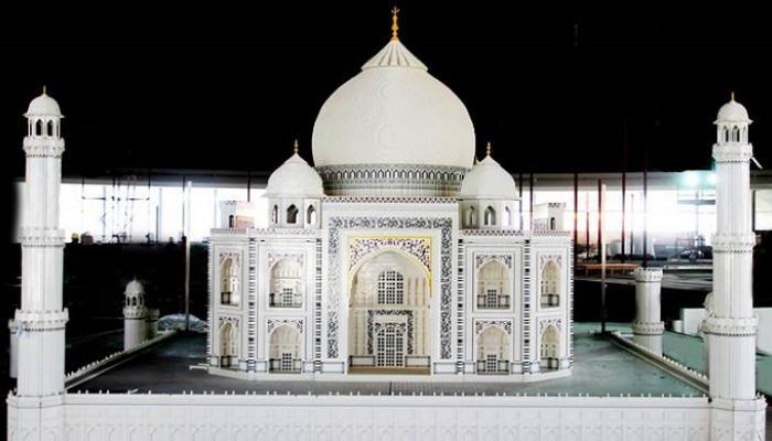 आता दुबईत ताजमहाल पाहायला मिळणार
