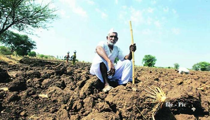 महाराष्ट्रावर पुन्हा दुष्काळाचं संकट घोंगावतंय
