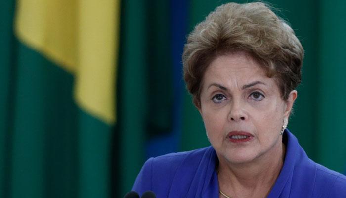 महाभियोगानंतर ब्राझीलच्या राष्ट्रपती यांची हकालपट्टी