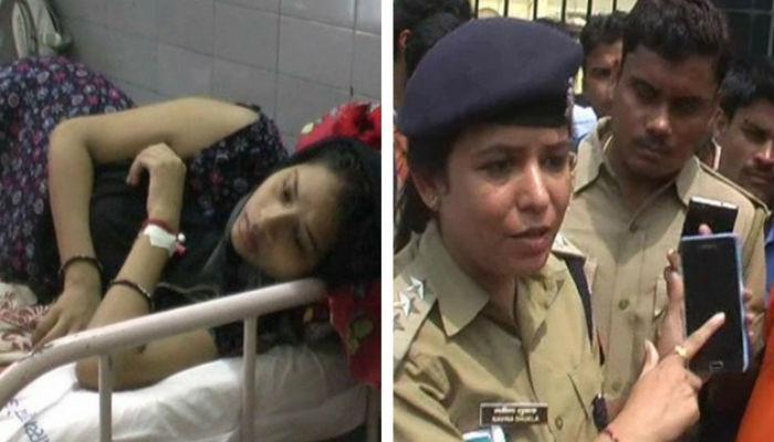 पोलिसाचा उद्दामपणा, आईच्या पोटातच बालकाचा मृत्यू