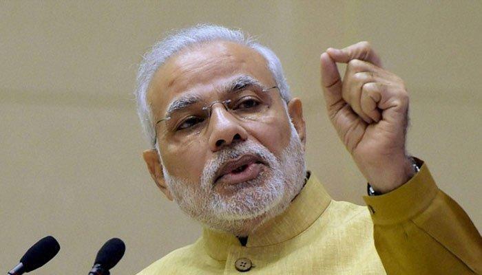 'फक्त एक देश दहशतवाद पसरवतोय' - नरेंद्र मोदी
