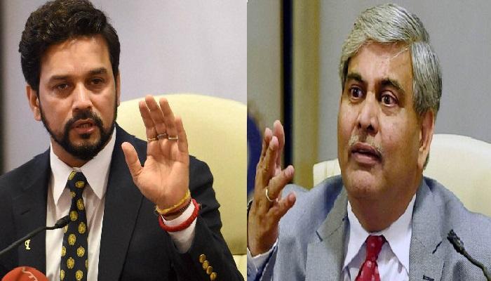 बीसीसीआयची आयसीसीला धमकी, चॅम्पियन ट्रॉफीमधून बाहेर पडू