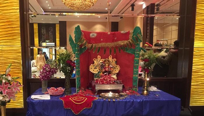 चीनमध्येही गणेशोत्सवाचा उत्साह