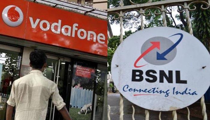 वोडाफोन आणि बीएसएनएलमध्ये करार, ग्राहकांना होणार फायदा
