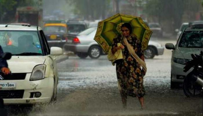 येत्या 24 तासात जोरदार पाऊस होईल : हवामान खाते