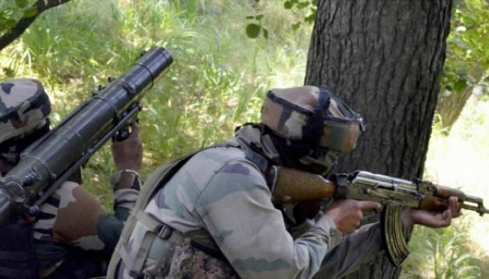 जम्मू-काश्मीरच्या उरीत दहशतवादी हल्ला
