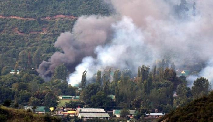 काश्मीरमधील शहीद जवानांचा आकडा १८ वर