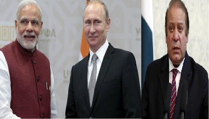 भारताचं समर्थन करत रशियाचा पाकिस्तानला दणका