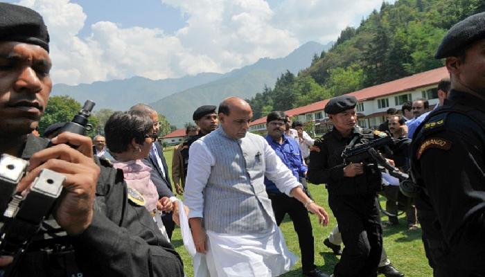 जम्मू-काश्मीरमध्ये करणार 10 हजार स्पेशल पोलिसांची भर्ती