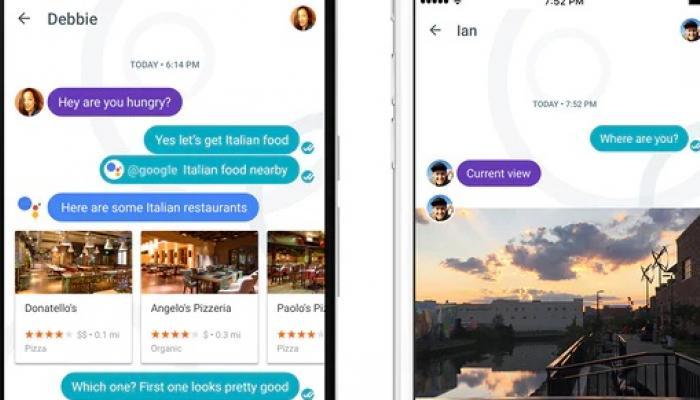 whatsapp ला टक्कर देण्यासाठी गूगलचे Allo लॉन्च