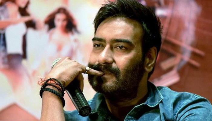 'शिवाय'मध्ये अजयचा लिपलॉक सीन