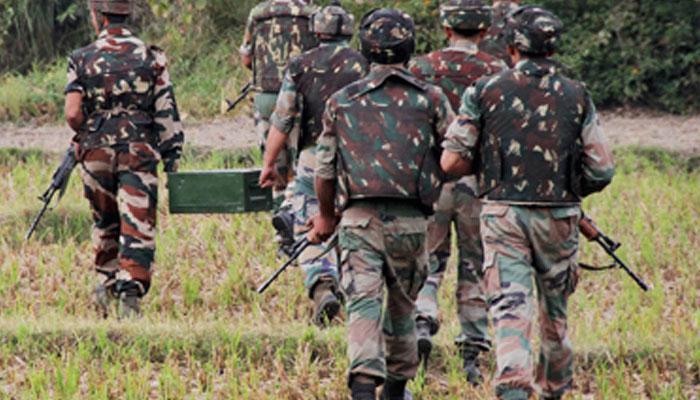 काश्मीरच्या बांदीपुरामध्ये आज पुन्हा चकमक, एक दहशतवादी ठार