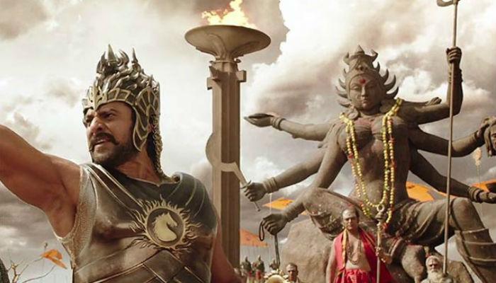 'बाहुबली २'चे सिक्रेट फोटो सोशल मीडियावर व्हायरल!