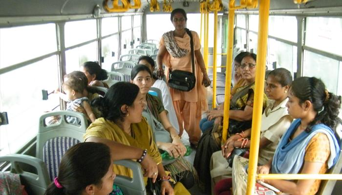 मुंबईकर महिलांसाठी स्पेशल बस