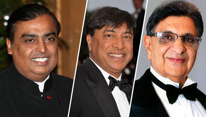 फोर्ब्सनुसार 2016मधील भारतातील अव्वल 10 श्रीमंत व्यक्ती