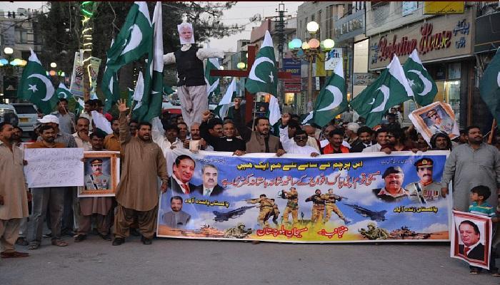 पाकिस्तान भारताला युद्धासाठी देतोय आमंत्रण
