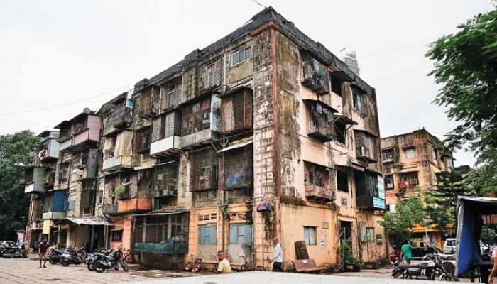 बीडीडी चाळीतील रहिवाश्यांना मिळणार ५०० स्केअर फूटचे घर