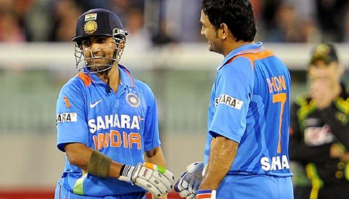 गौतम गंभीरचं अखेर टीम इंडियात कमबॅक