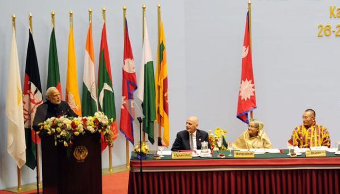 भारताचं समर्थन करत या ३ देशांचा सार्क परिषदेत जाण्यास नकार