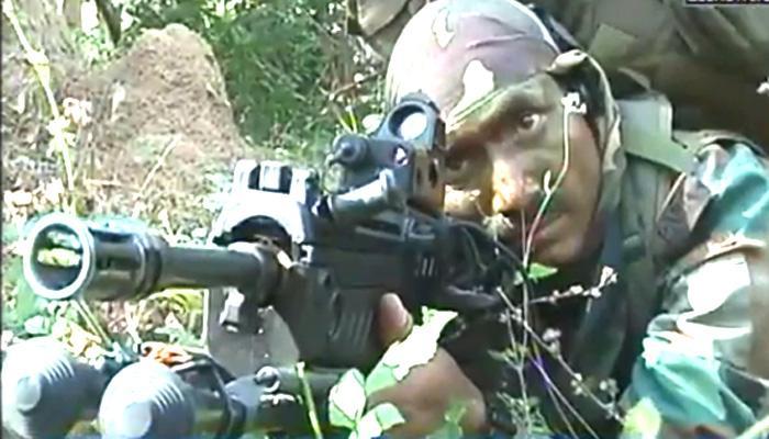 पाकव्याप्त काश्मीरमध्ये बेधडक कारवाई करणाऱ्या पॅरास्पेशल कमांडोंना सलाम...