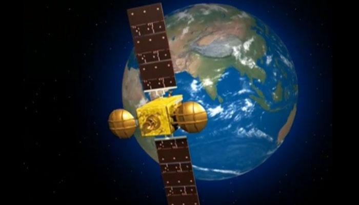 इस्रोच्या जीसॅट18 उपग्रहाचे यशस्वी प्रक्षेपण