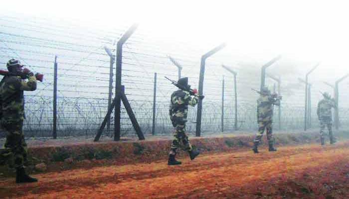 'भारत-पाकिस्तान सीमेवर भिंत बांधणार'