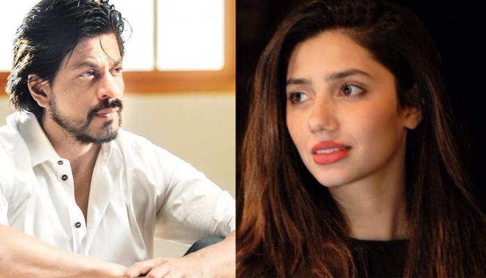 'रईस'मधून पाकिस्तानी अभिनेत्री माहिरा खान रिप्लेस?