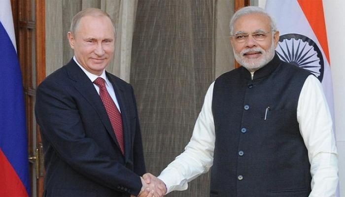 रशियाचे राष्ट्राध्यक्ष पुतीन येणार भारतात