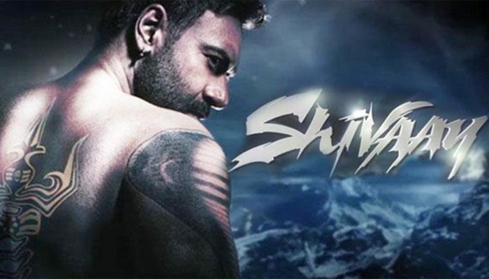 अजय देवगणच्या 'शिवाय'चे पाकिस्तान कनेक्शन