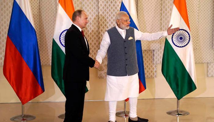 संरक्षण, पायाभूत सुविधांसह भारत-रशियामध्ये 16 करार