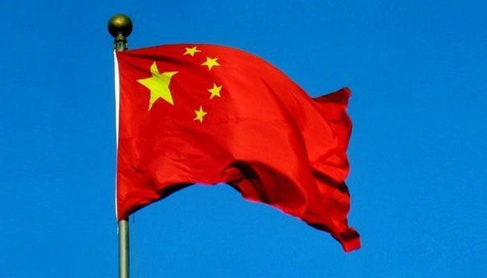 काश्मीरमध्ये फडकवले चीनचे झेंडे