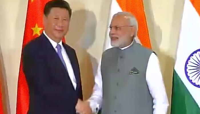 ब्रिक्स परिषदेत भारत-चीनमध्ये दहशतवाद, NSGवर चर्चा