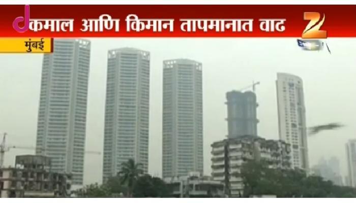मुंबई-महाराष्ट्रात ऑक्टोबर हिटला सुरूवात