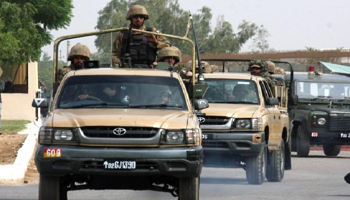 पाकिस्तानी सेनेने केला बलुचिस्तानवर हल्ला
