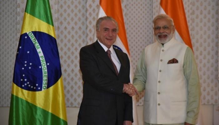 पंतप्रधान नरेंद्र मोदी यांनी ब्राझिलचे मानलेत आभार