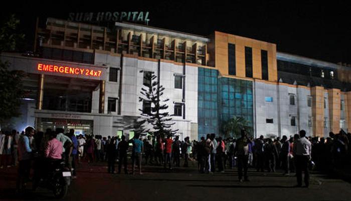 रुग्णालयातल्या आगीच्या बळींची संख्या २२ वर, पंतप्रधानांनी घेतली दखल