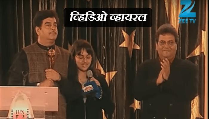 VIDEO : सोनाक्षीनं दिला होता करण जोहरला पुरस्कार