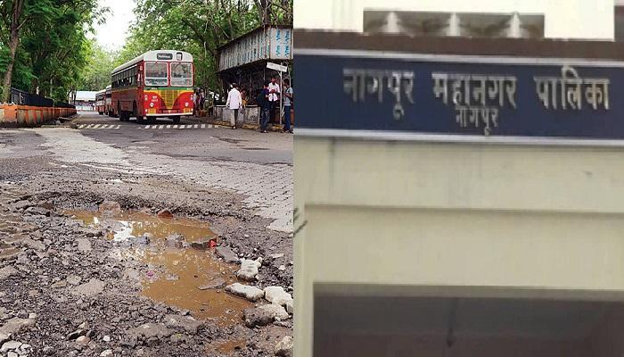 मुंबई रस्ते घोटाळ्यातील दोषींनाच नागपुरात कंत्राटं